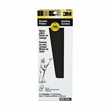 3M 99440 Pro-Pak Drywall Sanding Screens 100-Grit, 10-Pack