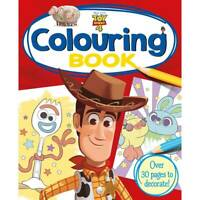 Toy Story 4 Colouring Book - Over 30 Pages to Decorate