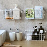 Küche Bad Aufbewahrungskorb Eisen Draht Hängende Korb Shampoo Seifen Ablagekorb