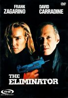 THE ELIMINATOR DVD NUOVO SIGILLATO DAVID CARRADINE