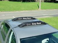 Universal Max Load 65kg Easy Rack Soft Car Roof Rack - No Roof Rails Required