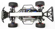 Traxxas Slash 4x4 Chassis Brace Upper Stabilizer Bar 100MPH Stock & LCG Chassis