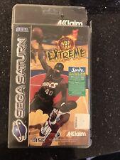 NBA JAM EXTREME Sega Saturn Pal Game New Sealed