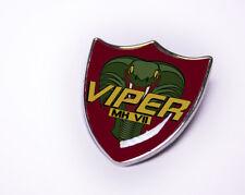 Battlestar Galactia Viper Shield Pin Badge