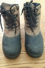 DONNER MOUNTAIN 9M Mercer Insulated Thermolite Leather Rubber Winter Boots Mens