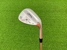 NICE Callaway Golf X TOUR *R* Chrome Forged 50* GAP WEDGE Right RH Steel STIFF