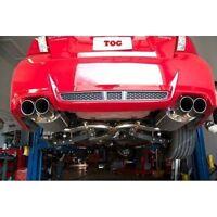 "TOG JDM PRO 3"" Catback exhaust for SUBARU IMPREZA WRX & STI GVB/F SEDAN 7/10-ON"