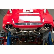 "TOG JDM PRO 3"" Catback exhaust for SUBARU IMPREZA WRX & STI GVB/F SEDAN 7/10-ON"