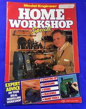 Model Engineers Home Workshop Special Magazine Lathe Metalwork Myford Super 7