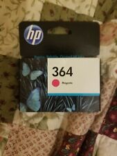 Genuine HP 364 Magneta Ink Cartridge Expiry 2021