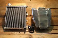 Premium Aluminium Water to Air Intercooler Kit