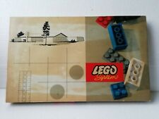 Vintage and very rare Lego Hobby and Model Box no 752 from 1962.