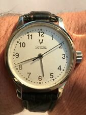 LA VALLEE AUTOMATIC CAL.ETA 2892A2 MENS 40,5mm SWISS IN VERY GOOD CONDITION