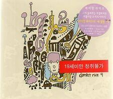 Damien Rice -  9 (Digipak) WARNER 2006  Audio CD Sealed $2.99 Ship