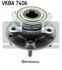 1X WHEEL BEARING KIT SKF VKBA 7406