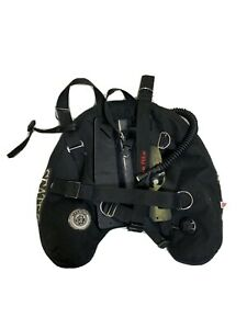 Dive Rite ABS Backplate and Seatec Wing