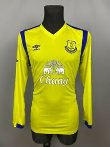 EVERTON 2016 2017 THIRD SHIRT FOOTBALL SOCCER JERSEY UMBRO MENS SIZE L