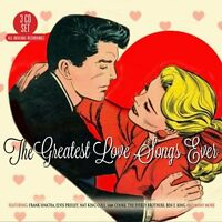 The Greatest Love Songs Ever  The Absolutely Essential 3CD Collection