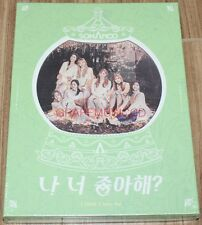 SONAMOO I Think I Love You Single Album TYPE B CD + PHOTOCARD + POSTER IN TUBE