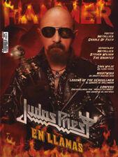 Magazine Metal Hammer Spain 364 March 2018 + Poster Metallica & Cradle of Filth