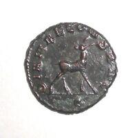 Ancient Roman Empire, Gallienus, 253-268 AD. AE Antoninianus. Doe