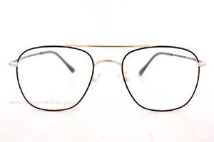 Essilor Crizal Blue Light Blocking Computer Reading Glasses KARRA 3206-GLD/BLK