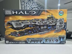 Mega Bloks HALO 97117 FORWARD UNTO DAWN 100% Complete