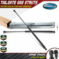 2x Tailgate Rear Boot Gas Struts Springs for Ford Focus MK II 04-10 Convertible