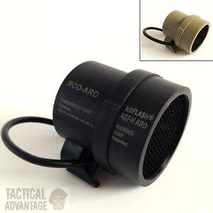 Airsoft ACOG Scope  KillFlash Defender Kill Flash Hider Killer Sight Lens Cover