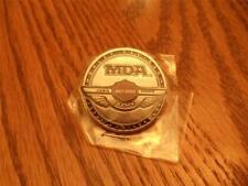 2003 Harley Davidson 100th Anniversary Celebration MDA Vest Jacket Pin NIP