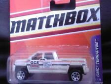 Matchbox Cars GMC Terradyne 1:64 (2009) NEW
