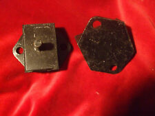 (Pair) AUSTIN Healey Frogeye Sprite   GEARBOX MOUNTS x2