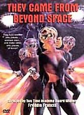 They Came From Beyond Space (DVD, 1967)