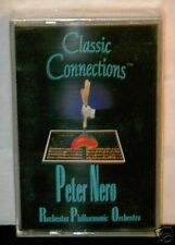 Peter Nero Classic Connections CASSETTE NEW! Rochester Philharmonic Orchestra