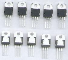 5 x FESTSPANNUNGSREGLER  LF33CV  LF33  3,3V 1A  TO220