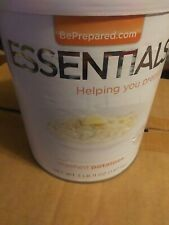 Emergency Essentials Freeze Dried Food Instant Mashed Potatoes #10Can 3 LB 11 OZ