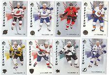 16/17 Sp Authentic Spectrum FX Unused #32 Milan Lucic Oilers