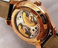 NIB Rare Invicta DUAL AUTOMATIC Ref# 2343 Swiss Made Twin automatic movements!