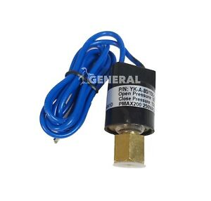 Low Pressure Switches Control PS-80-150 for Refrigerant R410a  Automatic reset
