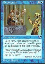1x PROPAGANDA - Rare - Tempest - MTG - Magic the Gathering