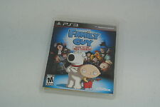 FAMILY GUY Back to the Multiverse For Playstation 3 PS3 System COMPLETE!!