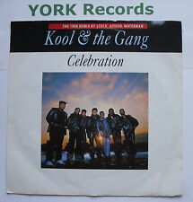 "KOOL & THE GANG - Celebration - Excellent Condition 7"" Single Club JAB 78"