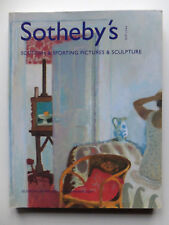 Catalogue Sotheby's, Scottish & Sporting pictures & sculpture