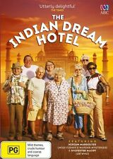 Indian Dream Hotel : Series 1 (DVD, 2016) (Region 4) Aussie Release
