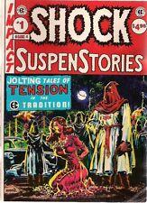 SHOCK SUSPENSTORIES #1 EC Classics #4 1985 color fanzine