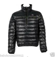 High Rock Shiny Glanznylon wetlook goose down jacket expedition down coat shirt