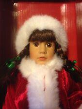"10"" Vinyl 2004 Le Gotz ""Gunhilde"" Christmas Edition Doll By Sissel Skille"
