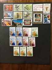 CANADA 1998   23  USED STAMPS