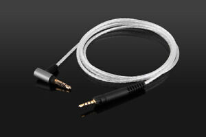 Silver Plated Audio Cable For Sennheiser HD 2.20S 2.30i 2.30g HD 560S headphones