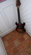 Vintage Kay electric guitar